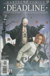 Marvel DEADLINE (2992 Series) #2 VF