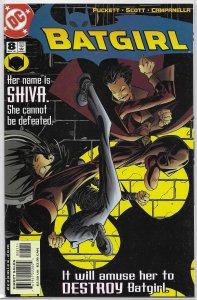 Batgirl   vol. 1   # 8 VF/NM