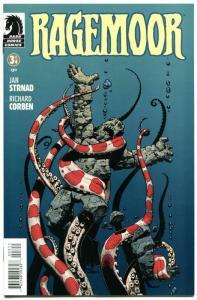 RAGEMOOR #3, NM, Richard Corben, Horror, Jan Strand, 2012, more RC in store