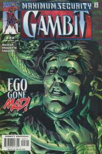 Gambit (5th Series) #23 VF/NM; Marvel   save on shipping - details inside