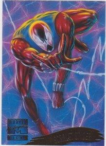 1995 Marvel Masterpieces #143, Scarlet Spider