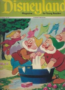 Disneyland Magazine (Fawcett) #59 FN; Fawcett   save on shipping - details insid