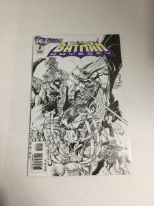 Batman Odyssey 2 Sketch Variant Nm Near Mint DC Comics