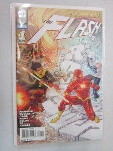The Flash #1 Annual 6.0 FN (2012)
