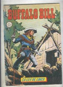 Buffalo Bill numero 07: La ley de Linch