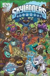 Skylanders #12A VF/NM; IDW | save on shipping - details inside