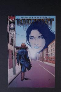 Midnight Nation #12 July 2002 1st Printing j. Michael Stracz