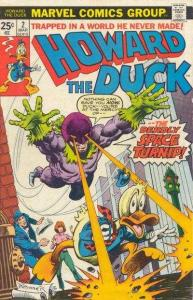 Howard the Duck (1976 series) #2, VF- (Stock photo)