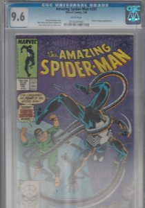 Amazing Spider-Man CGC #297 (Feb-88) NM+ Super-High-Grade Spider-Man