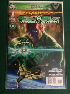 Abin Sur: the Green Lantern #1 Flashpoint