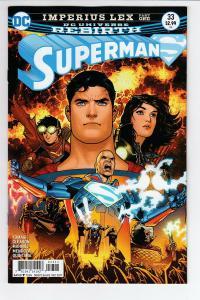 SUPERMAN (2016 DC) #33 NM