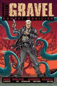 Gravel: Combat Magician #0, NM- (Stock photo)