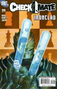 Checkmate (2006 series) #16, NM- (Stock photo)