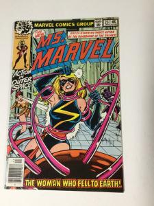 Ms. Marvel 23 7.5 Vf- Very Fine- Marvel
