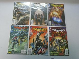 Batman Eternal The New 52! Run: #1-12 6.0 FN (2014)