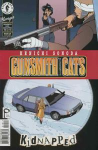 Gunsmith Cats: Kidnapped #10 VF/NM; Dark Horse | save on shipping - details insi