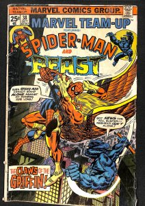 Marvel Team-Up #38 (1975)