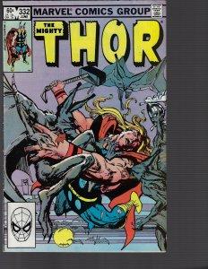 Thor #332 (Marvel, 1983) FN/VF