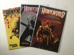 Hawkworld 1-3 1-32 Annual 1 2 Lot Run Set Near Mint Dc Comics