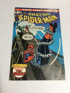 Amazing Spider-Man 148 Vg/Fn Very Good/Fine 5.0 Marvel Comics