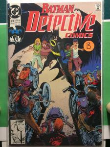 Detective Comics #614