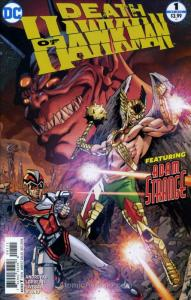 Death of Hawkman, The #1 VF/NM; DC | save on shipping - details inside