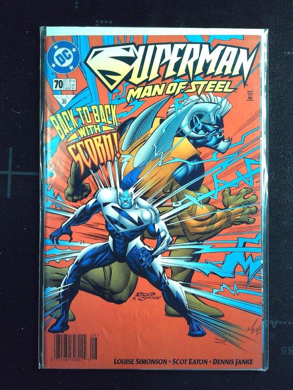Superman: The Man of Steel #70 (1997)