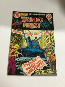 Worlds Finest 218 Vf Very Fine 8.0 DC Comics