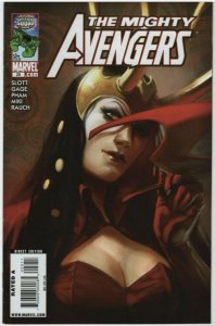 The Mighty Avengers #31 (2010)