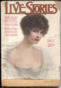 Live Stories 12/1919-Good Girl Art cover-Phil Caminoni-FR/G