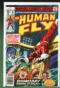 The Human Fly #9 (1978)
