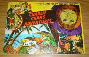 Charlie Chan's Adventures HC 2 VG opera omnia - hardcover - comics stars world