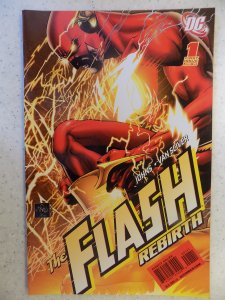 FLASH REBIRTH # 1