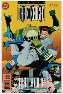 Batman: Legends of The Dark Knight #56 (DC, 1994) VF/NM
