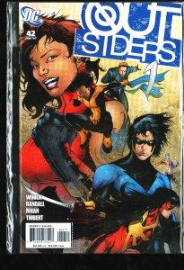 Outsiders #42 (2007)