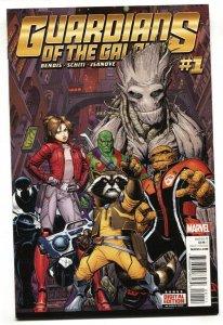 GUARDIANS OF THE GALAXY #1 2015 Groot-Racket Raccoon comic book NM-