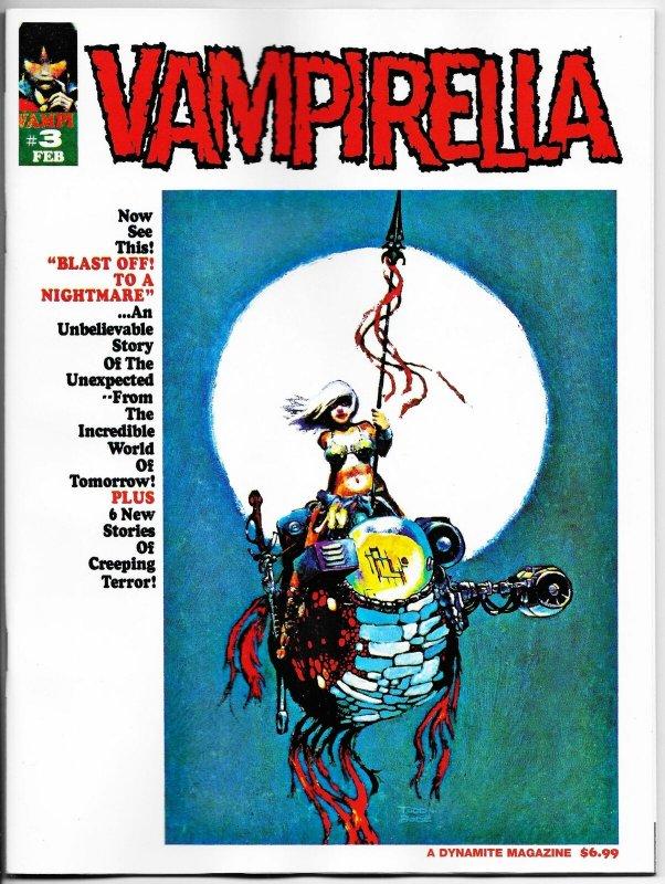 Vampirella #3   1969 Replica Edition (Dynamite, 2020)