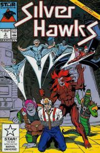 Silverhawks #2 FN; Marvel Star | save on shipping - details inside