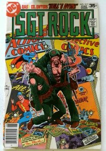 Sgt. Rock #317 DC 1978 VF+ Bronze Age 1st Printing Comic Book