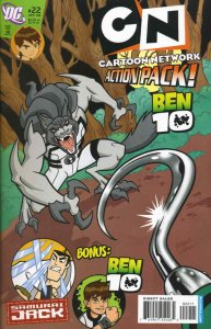 CARTOON NETWORK: ACTION PACK (2006 DC) #22 NM
