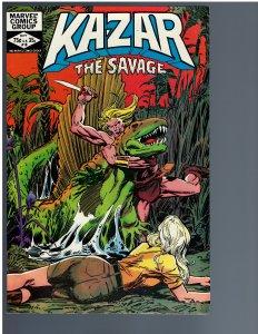 Ka-Zar the Savage #18 (1982)