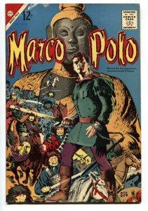 Marco Polo #1 1962 Charlton comic book