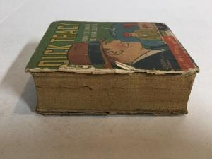 Dick Tracy From Colorado To Nova Scotia Fr Fair 1.0 Big Little Books 749