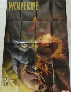 WOLVERINE Promo Poster, 24 x 36, 2012, MARVEL, Unused more in our store 257