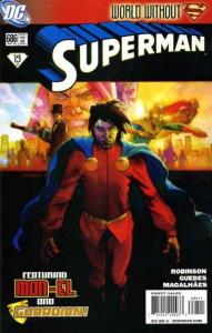 Superman (2006 series) #686, VF+ (Stock photo)