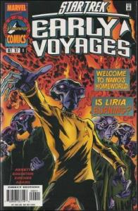 Star Trek: Early Voyages #9 VF/NM; Marvel | save on shipping - details inside