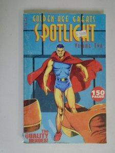 Golden Age Greats Spotlight TPB #2 SC 4.0 VG (2003 1st Edition AC Comics)