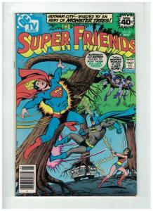 SUPER FRIENDS (1976-1981) 20 FINE Feb.1979
