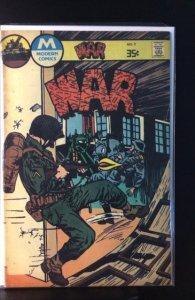 War #9 (1976)