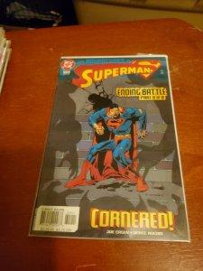 Adventures of Superman #609 (2002)